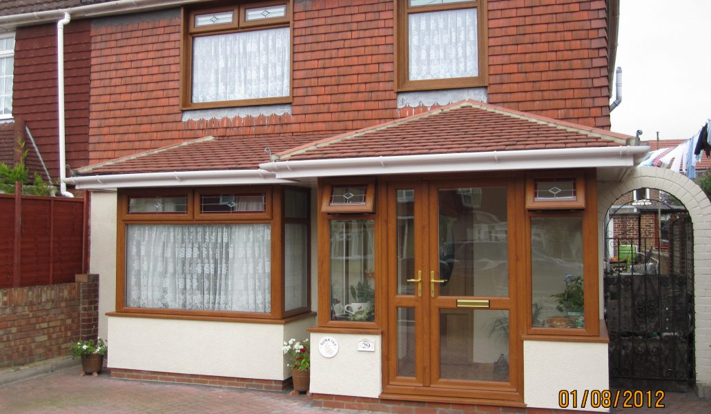 Front Extension 8